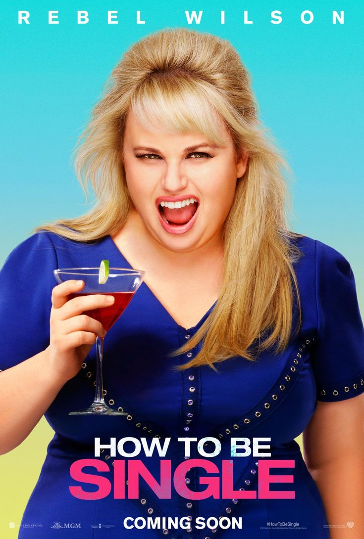 HOW TO BE SINGLE movie poster No.3