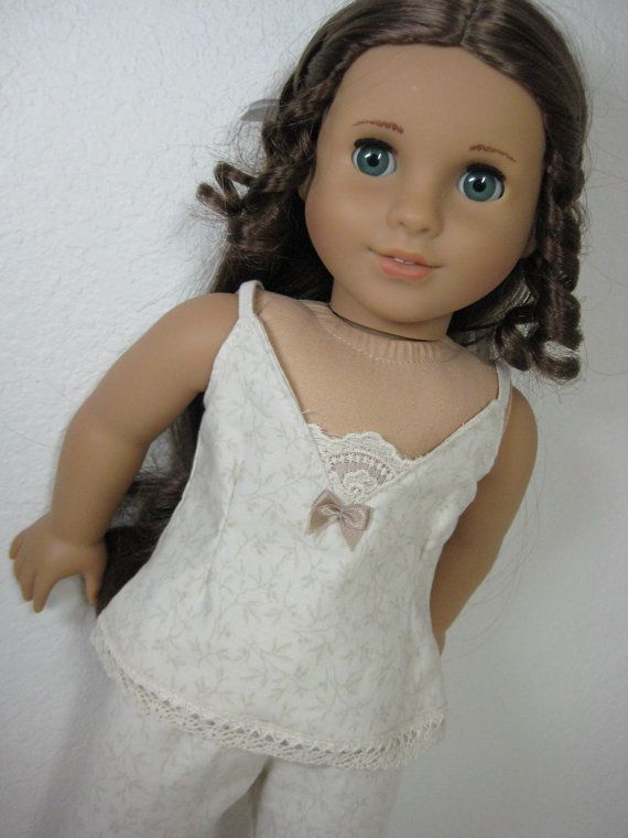 18 Doll Clothes American Girl 1800s Undergarments for Caroline, Marie ...
