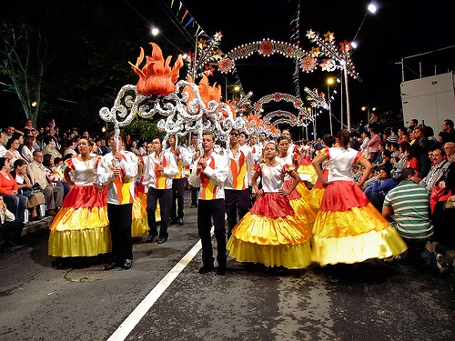 marchas sanjoaninas #Azores #Portugal