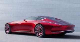 Αυτό το αυτοκίνητο είναι ότι πιο εξωφρενικό έχει σχεδιάσει η Mercedes-Benz
