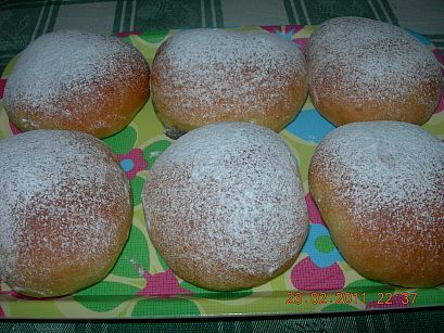 Γλυκές Τρέλες: Ντόνατς γεμιστά με μερέντα στον φούρνο!