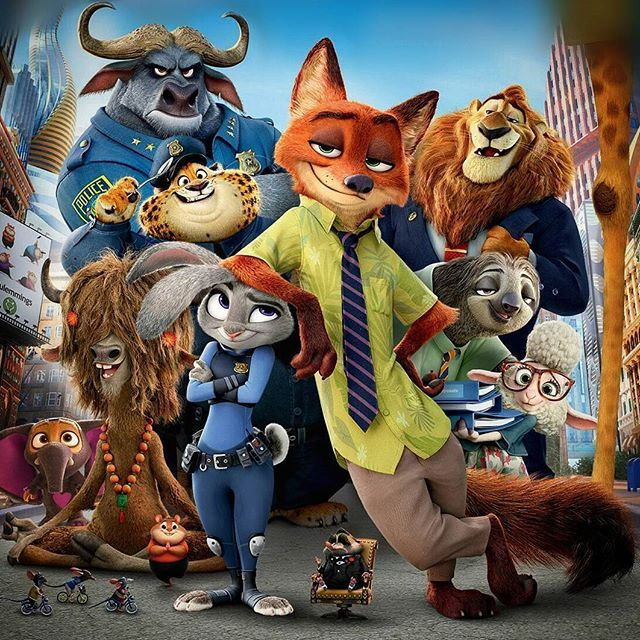 THANKS TO EVERYONE FOR EVERYTHING!  #zootopia #zootropolis #movie #film #disney #animation #cg #cgi #disneyanimation #anthropomorphic #fox #foxes #foxinstinct #nickwilde #fur #judyhopps #wolf #wolves #police #zootopiafanart #zootropolisfanart #fanart #art #draw #drawing #furryart #conceptart #furry #japan #anime
