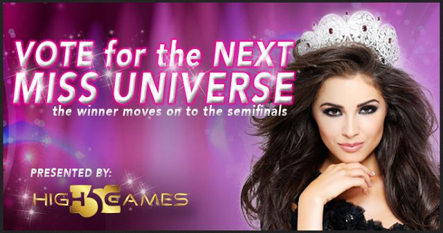 Online Voting Poll for the Miss Universe 2013 Officially Begins