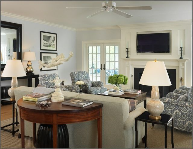Living Room Layouts With Fireplace And Tv Inspirational Bilderesultat For Tv Over Fireplace Furn Furnitur Ruang Keluarga Set Ruang Keluarga Dekorasi Ruang Tamu