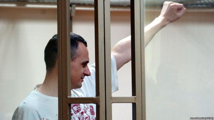 Олег Сенцов під час суду. Росія, Ростов-на-Дону, 25 серпня 2015 року