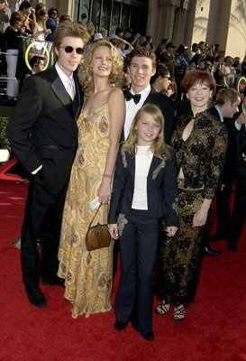 Kyle Eastwood, Alison Eastwood, Francesca Eastwood, Scott Eastwood and Frances Fisher.