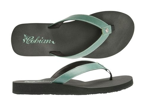 Cobian flip flops are the only way to go. I have a high arch and they are the most comfortable shoe I own!