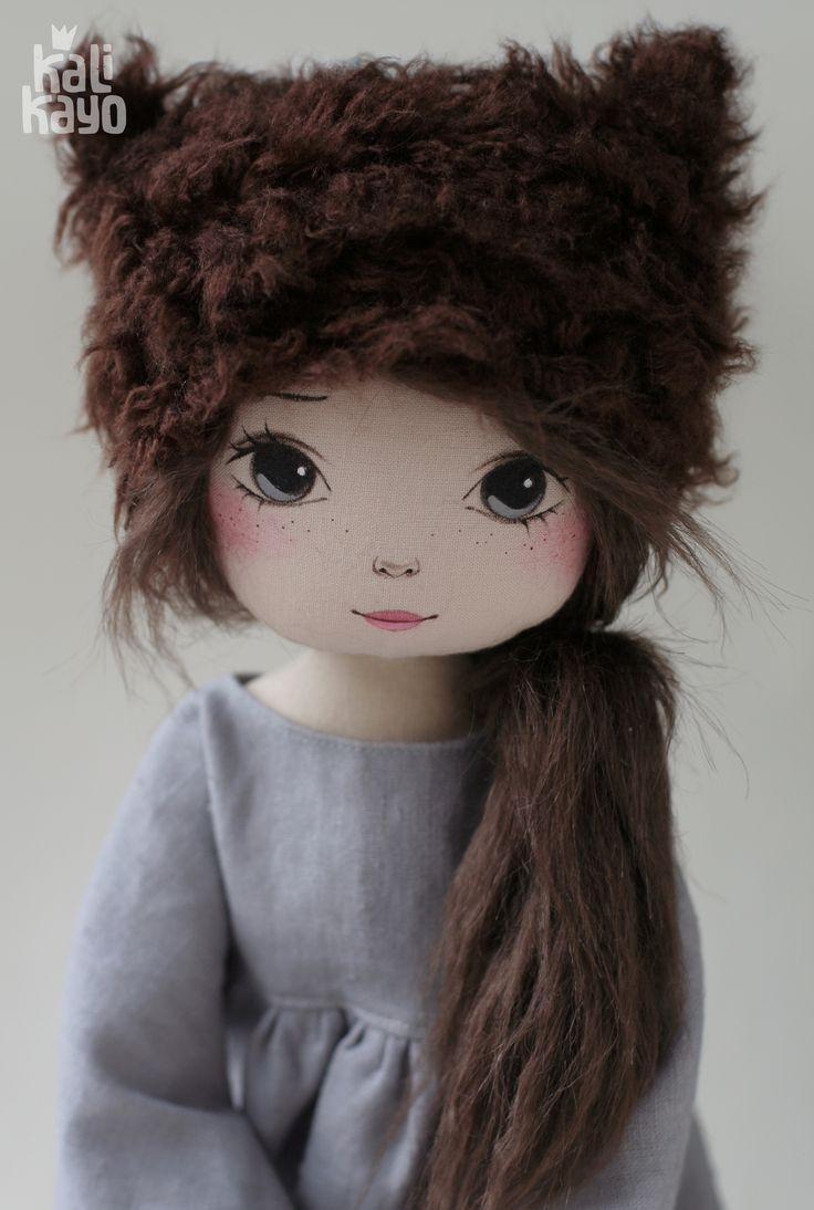 Tess – the romia doll  kalikayo.co.uk