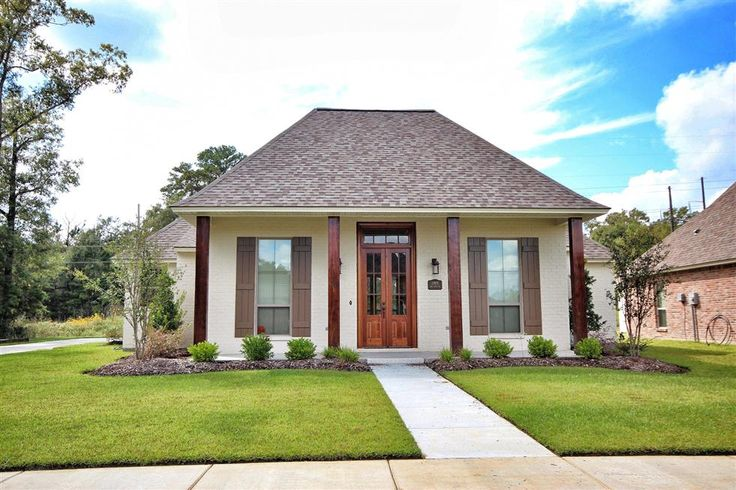 54 best zachary louisiana real estate images on pinterest for Louisiana home builders