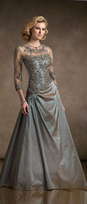 If I ever go to an awesome formal event, I want to wear this awesome formal gown.
