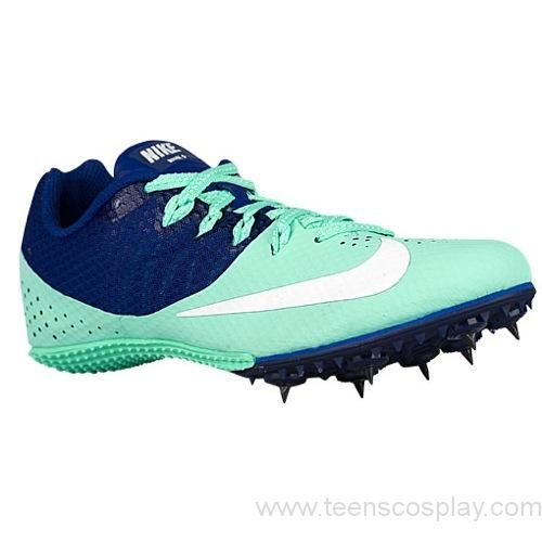 low priced fc4a8 020c5 Spikes for women Nike Zoom Rival S 8 - Women s Sprint Spikes Selected  Style  Green