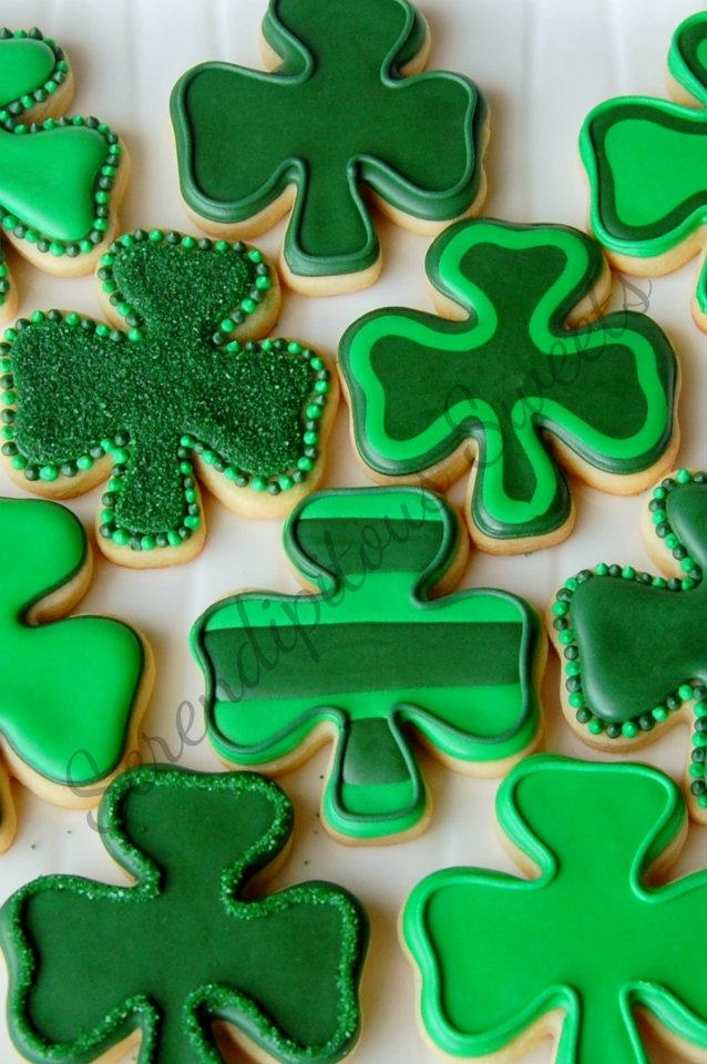 1000 Images About Cakes St Patrick S Day On Pinterest