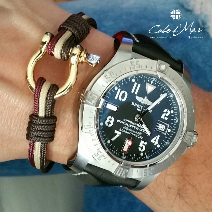 Cabo d'Mar bracelets On a store  next to you or shop online at http://www.cabodemar.com/pt/loja.html #cabodemar #bracelets #fashion #style #accessories #pulseiras #menswear #gentleman #theoriginal