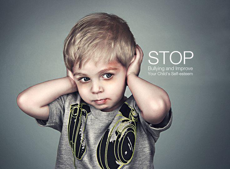 Stop Bullying by mushmeshmosh