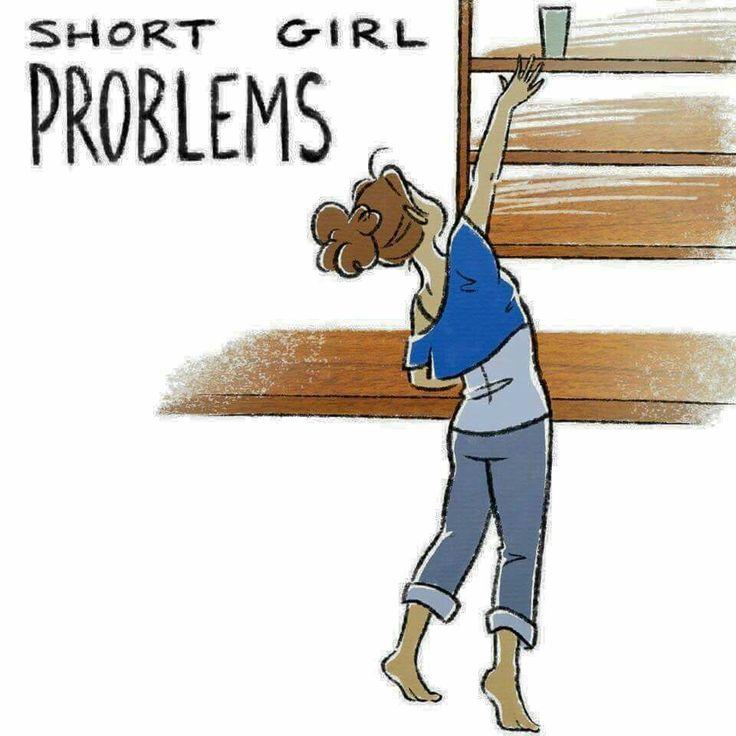 32 best Short girl problems ;-) images on Pinterest ...