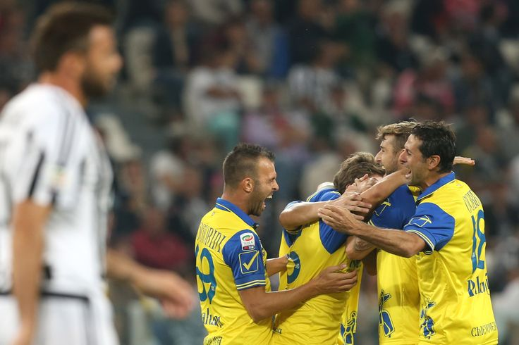 @acchievoverona Goia dopo pareggiare al Juventus Stadium #9ine