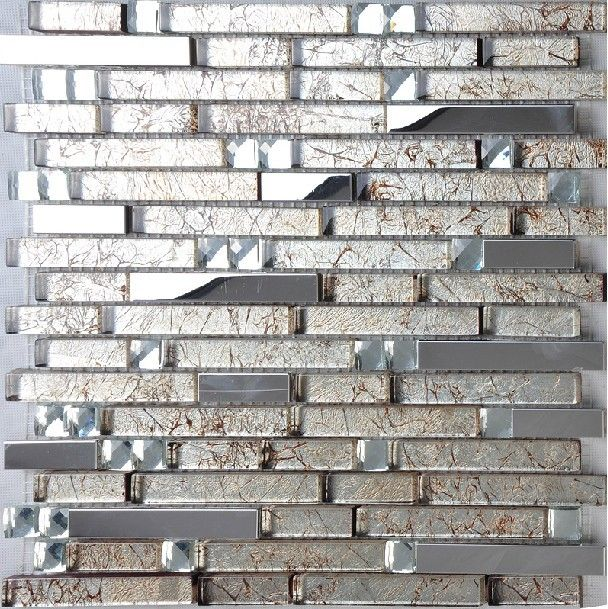 Kitchen backsplash - I love this design! Would need to see a sample to verify it will compliment the countertops and LG Black Stainless Steel appliances. #LGLimitlessDesign #Contest