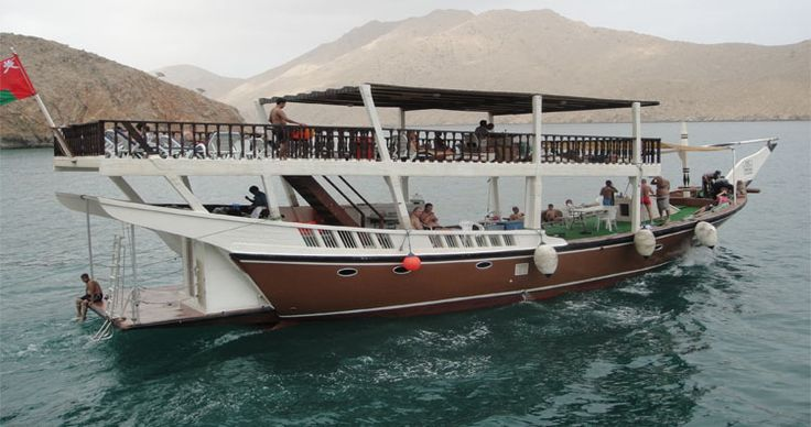 Experience the wonderful Musandam Tour at just 350 AED.