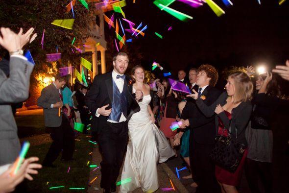 81 Best Images About Wedding Bubbles Glow Sticks