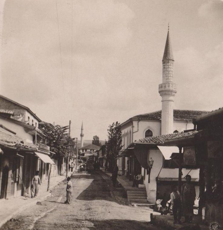 Мечеть Орта Джума Джами, Бахчисарай. 1911г.