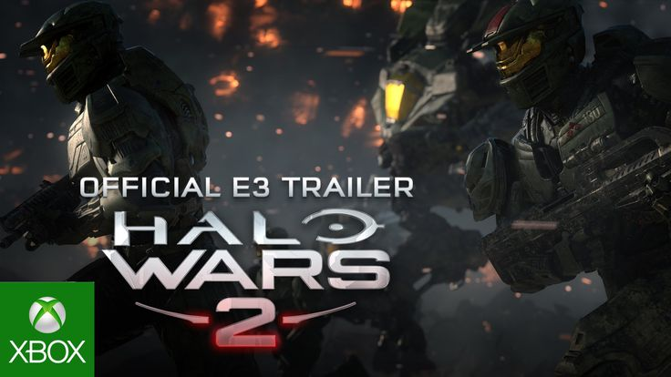 Halo Wars 2 Official E3 Trailer - In Halo Wars 2, the Spirit of Fire and her crew, led by Captain Cutter, face a deadly new faction known as The Banished. Th...