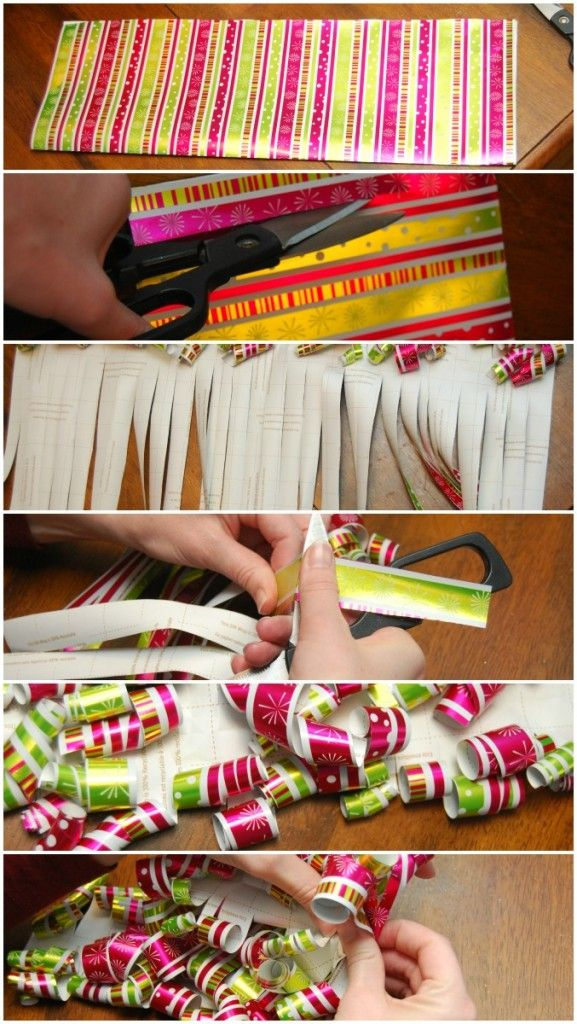 How to Wrap a Present for a Princess & DIY Wrapping Paper Bows - A Mom's Impression | Parenting, Recipes, Product Reviews