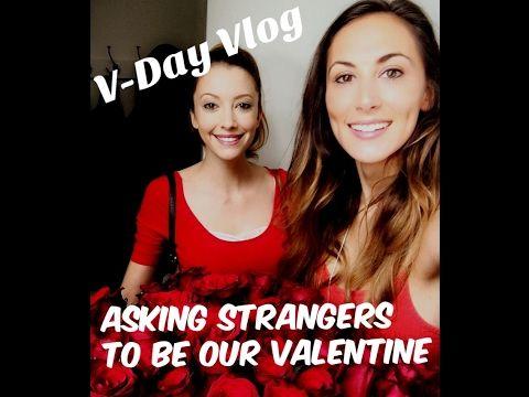 V-Day Vlog: Taryn and I Find New (Old) Boyfriends!