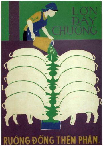 More Livestock, More Manure: Que Binh, Vietnam, 1972