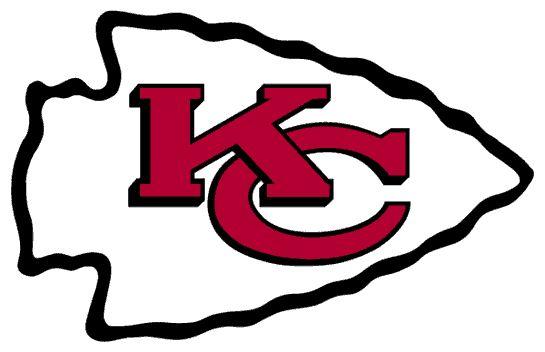 Kansas City Chiefs Primary Logo (1963 - present) - Interlocking KC in an arrowhead. One of my favorite teams (#1 football) and team logos.