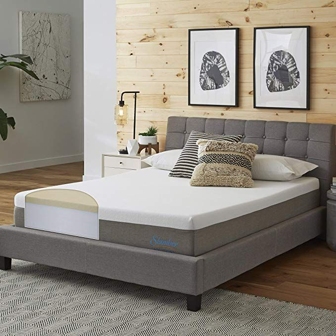 Slumber Solutions 10 Inch Essentials King Size Memory Foam Mattress Firm Firm Revie King Size Memory Foam Mattress Full Size Memory Foam Mattress Mattress Sets