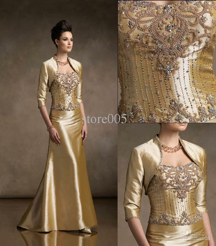 21 Best Images About Gold Anniversary Dresses On Pinterest