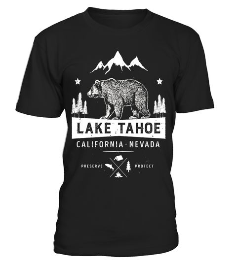"""# Lake Tahoe California Nevada Vintage Bear T Shirt Men Women .  Special Offer, not available in shops      Comes in a variety of styles and colours      Buy yours now before it is too late!      Secured payment via Visa / Mastercard / Amex / PayPal      How to place an order            Choose the model from the drop-down menu      Click on """"Buy it now""""      Choose the size and the quantity      Add your delivery address and bank details      And that's it!      Tags: Lake Tahoe Bear Shirt…"""