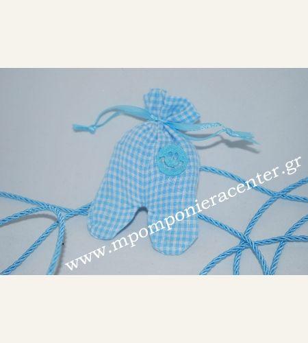 Κέρασμα γέννας φορμίτσα σιέλ