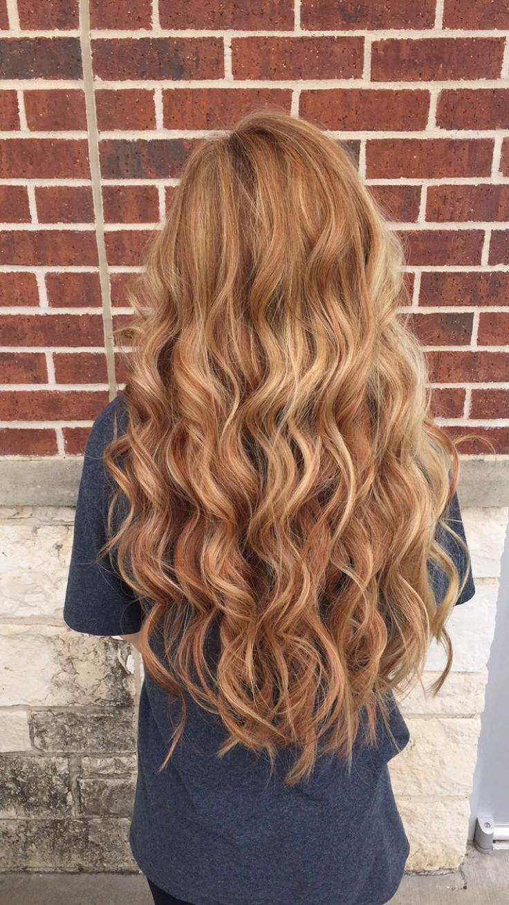blonde curly hair with red tips wwwimgkidcom the