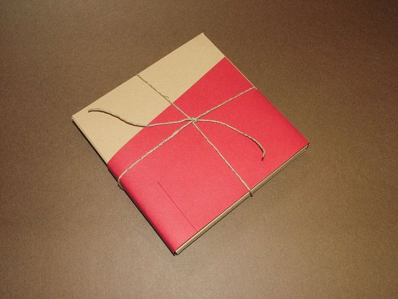 Kraft paper made padded Envelope set with folded by BudapestWP, $14.95