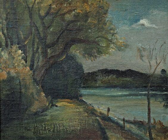 U řeky, 1926