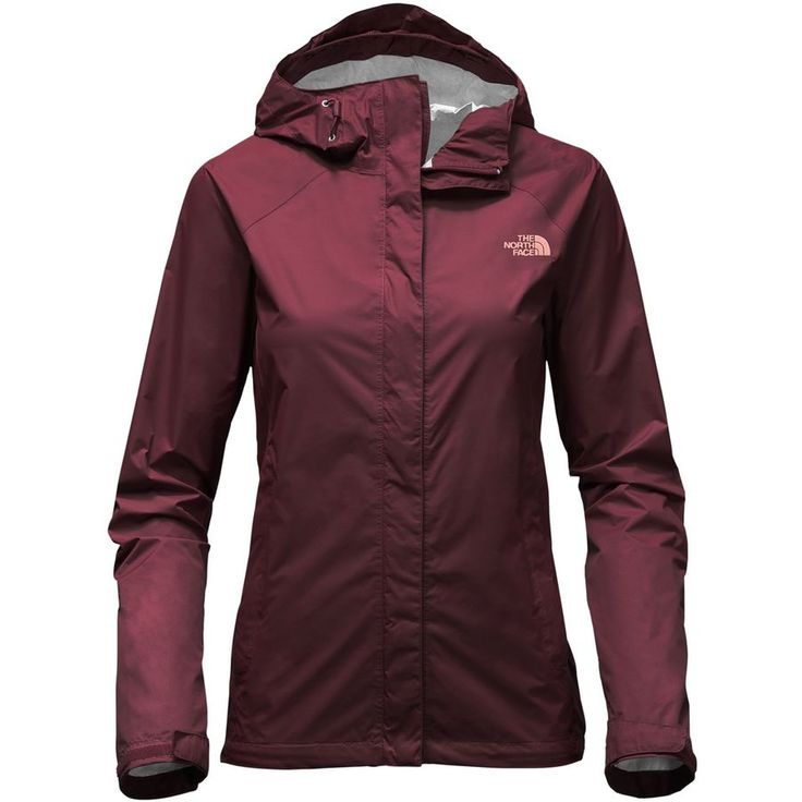 The North Face - Venture Jacket - Women's - Deep Garnet Red