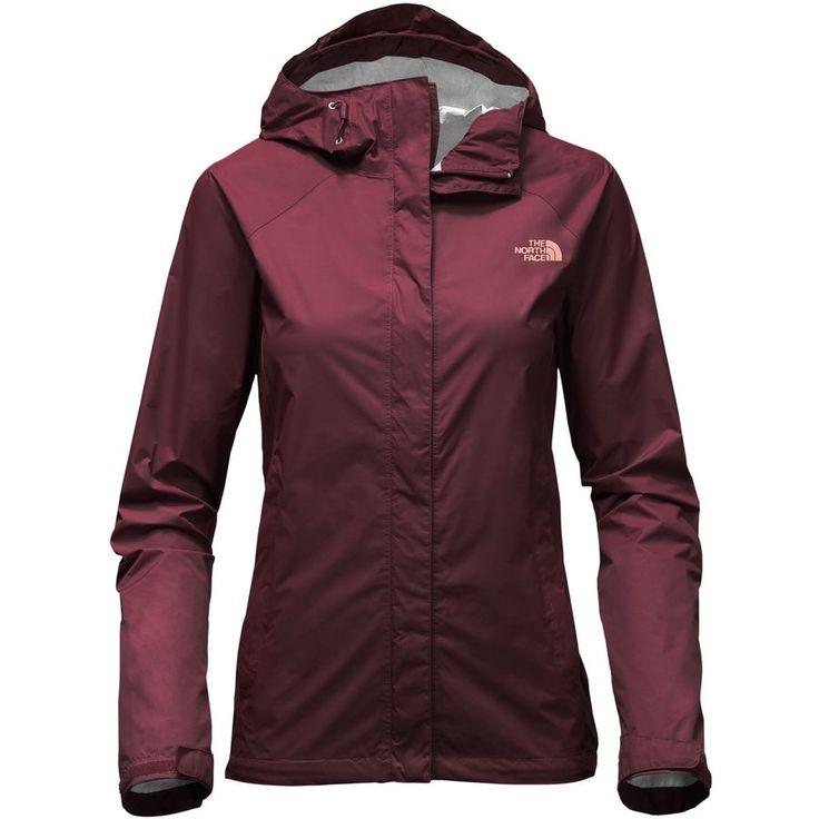The North Face - Venture Jacket - Women's - Deep Garnet Red