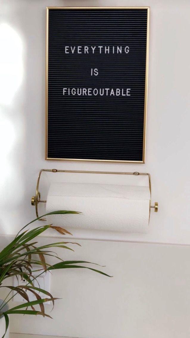 Felt letter board inspiration quotes. Felt letter boards in Europe. – Christine Schunter