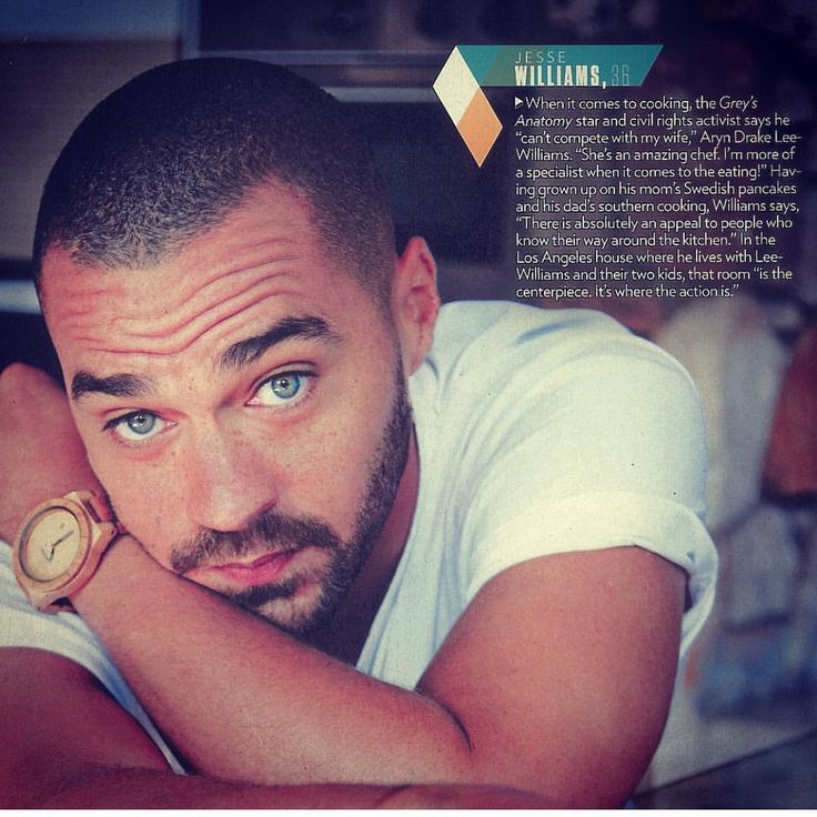 I died! #cardiacarrest Jesse Williams