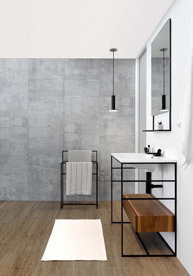 Wetstyle Reveals C2 New Vanity And Accessories Collection Bath Trends Cottage Style Bathrooms Bathroom Design