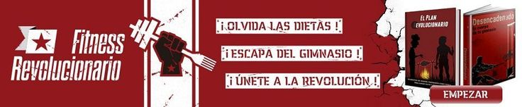 Levántate, y repara tu cuerpo! » Fitness Revolucionario