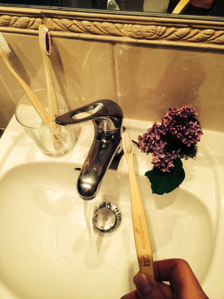 ECOBAMBOO - Ecofriendly toothbrush