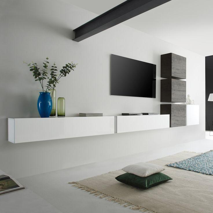 17 best ideas about wohnwand schwarz hochglanz on pinterest, Hause ideen