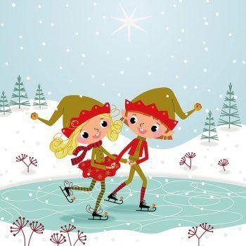 All I Want For Christmas Is You Cancion En Ingles Para Ninos Navidad Musica Duendes De Navidad Navidad Ninos