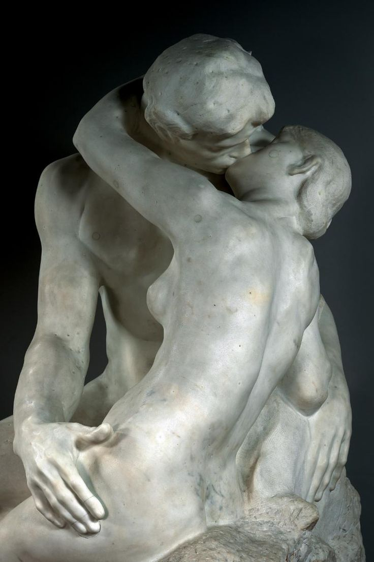 Auguste Rodin... So much passion and poise. One if the best statues!