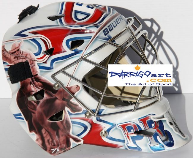 Carey Price Rodeo Mask