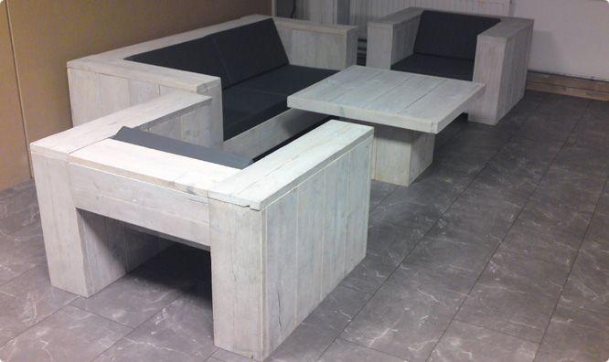 4x4 modern contemporary patio furniture Google Search DIY