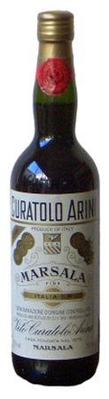 After Dinner - Curatolo Arini Marsala Fine Nv