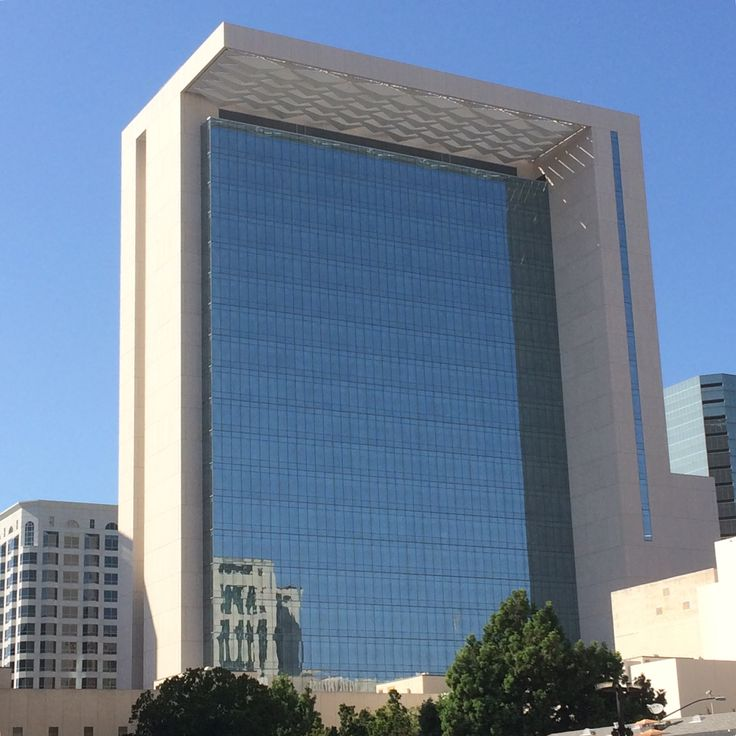 San Diego Superior Court Building
